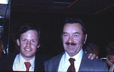 John McDonough with Savory