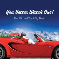 Michael Treni Big Band album cover