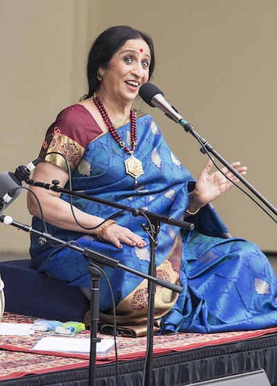 Photo of Aruna Sairam