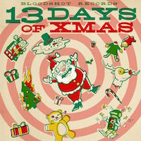 13 Days of Xmas album cover