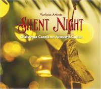 Silent Night album cover