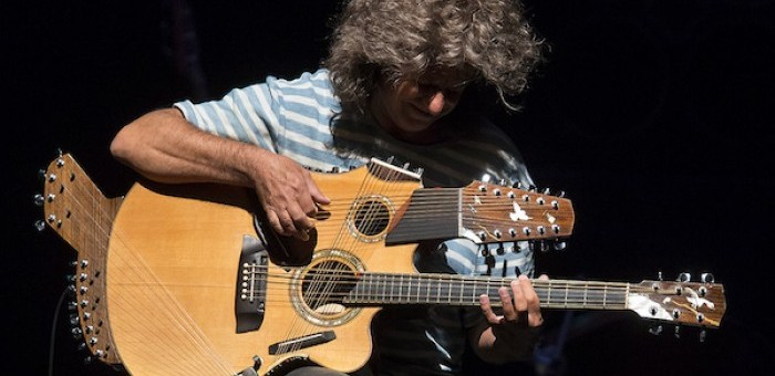 Metheny Leads New Quartet on Nostalgic Trip at Lobero Theatre